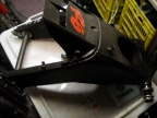 FORCELLONE POSTERIORE YAMAHA YZF R6  06